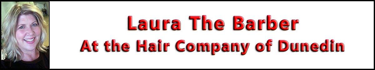 Lauras Barber Cuts Logo