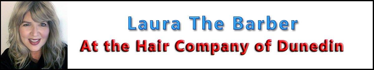 Laura's Barber Cuts Logo